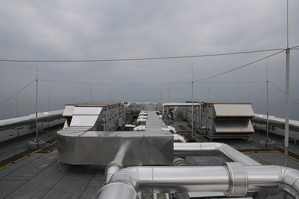 Raumlufttechnische Anlagen